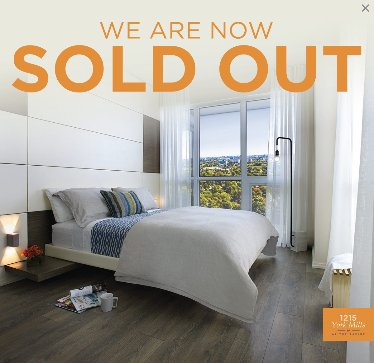 Last chance for pre-construction pricing